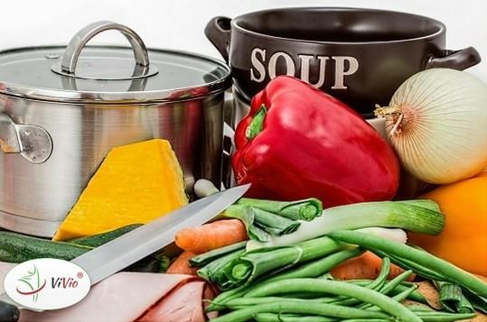 Przepis na pyszną zupę z ...