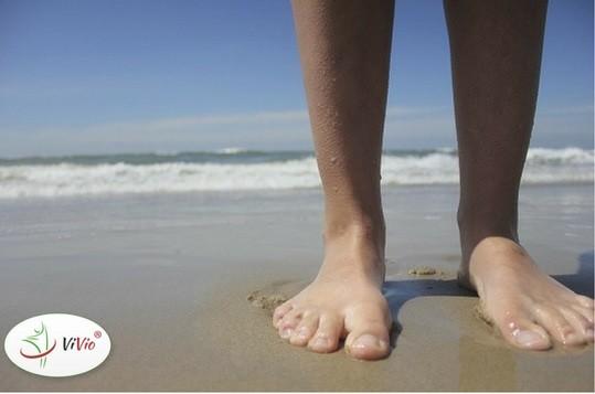 Problem spuchniętych nóg?...